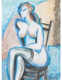buy and sell art online - Erotic Art and Nudes